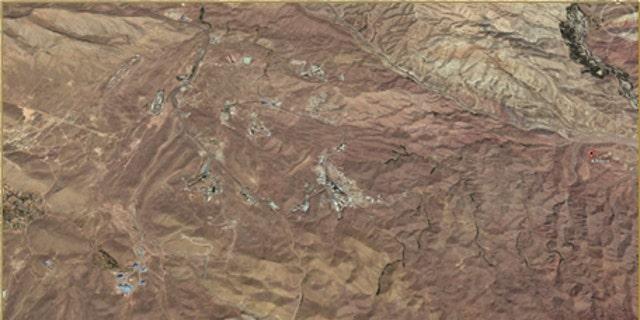 General area of Khojir