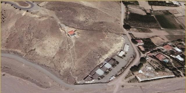 METFAZ near Sanjarian village