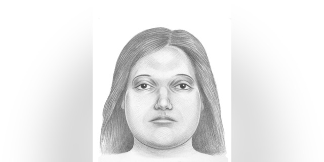 The New York City Police Department released the sketch of a woman whose body was found in bags at a park in the Bronx on Friday