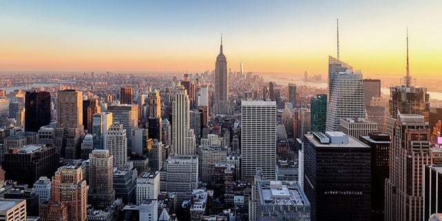 New York City's skyline might be getting a bit bendier.