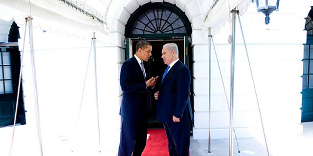 President Obama and PM Netanyahu