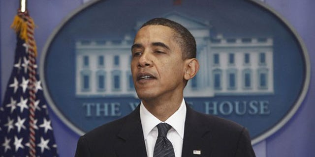 President Obama speaks at the White House in Washington March 26. (Reuters Photo)