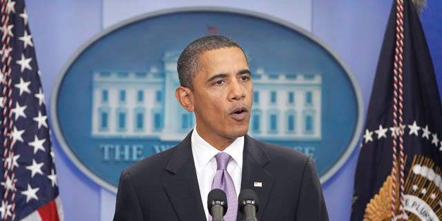 Oct. 29: Obama makes a statement in the White House to reporters about the suspicious packages found on U.S. bound planes.