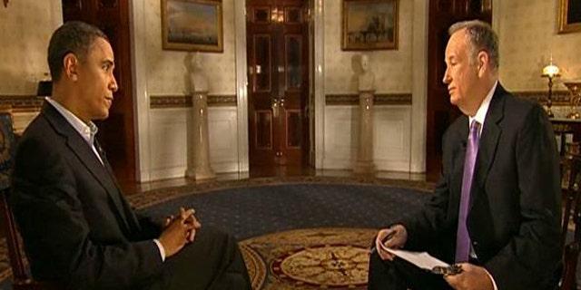 Feb. 6, 2011: Fox News' Bill O'Reilly interviews President Obama.