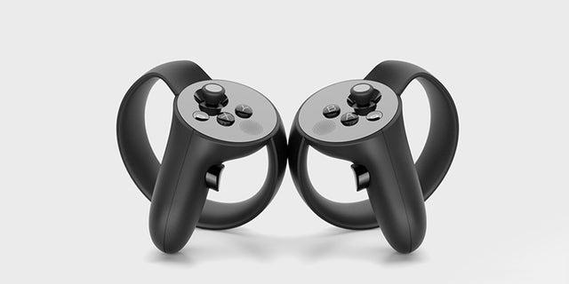 Oculus Touch (Oculus)