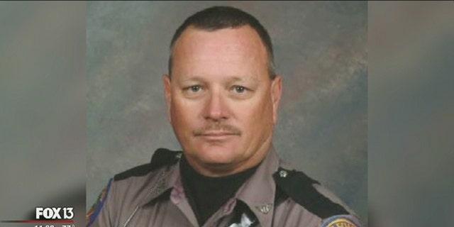 Florida Highway Patrol Trooper Jack Hypes.