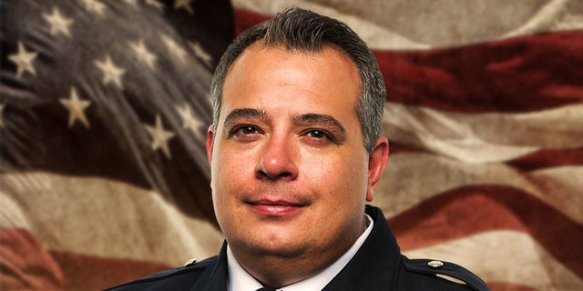 Mathew Mazany, a Mentor police officer in Ohio, was fatally struck in a hit-and-run incident in June.