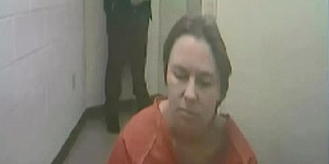 Marcia Eubank appeared in court Monday.