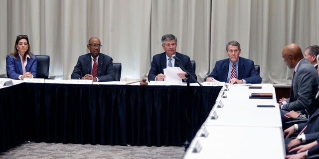 Ohio State's board of trustees met for more than 11 hours Wednesday to consider their decision.