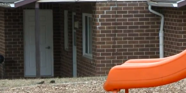 A 2-year-old Ohio girl was found unresponsive outside her mother's apartment building.
