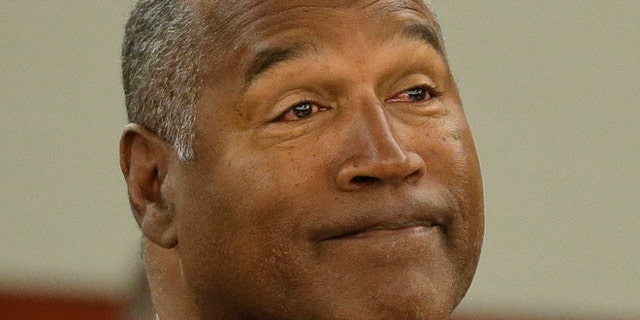 May 13, 2013: O.J. Simpson appears in Clark County District Court in Las Vegas.