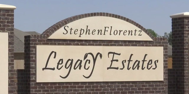The Habitat for Humanity neighborhood Legacy Estates is now named after Stephen Florentz after he donated his $2.25 million estate to the organization.
