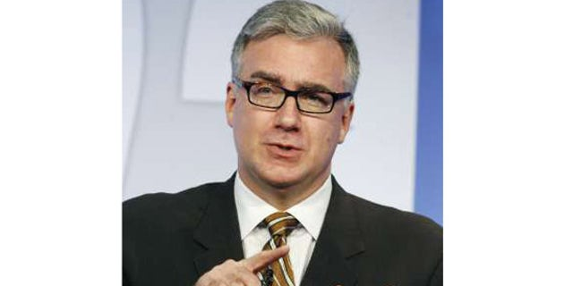 """And where was the apology from Bob Iger for ESPN hiring Keith Olbermann?"" asked White House press secretary Sarah Sanders."