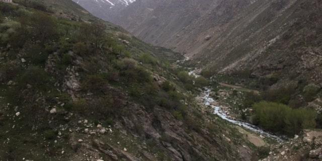 Afghanistan's Panjshir Valley, where Abdul Satar lives