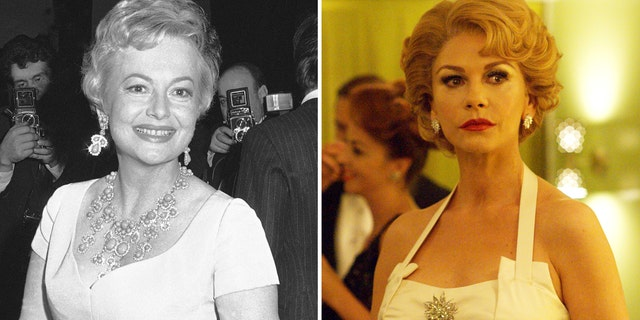 Olivia de Havilland disagreed with her projection of herself in Ryan Murphy's FX show, 'Feud.' She filed a suit against FX networks saying her likeness was illegally used by Catherine Zeta-Jones.
