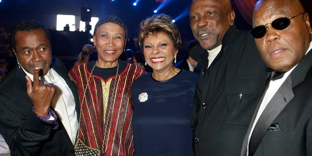 """Actress <a href=""""http://www.foxnews.com/entertainment/2018/01/25/roots-actress-olivia-cole-dead-at-75.html"""" target=""""_blank"""">Olivia Cole</a>(second from left), best known for her performances in """"Roots"""" and """"The Women of Brewster Place,"""" died on Jan. 19. She was 75."""