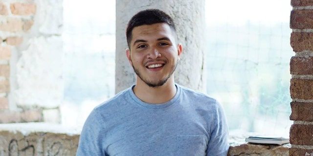 Omar Soto graduated college in May with a degree in architecture.