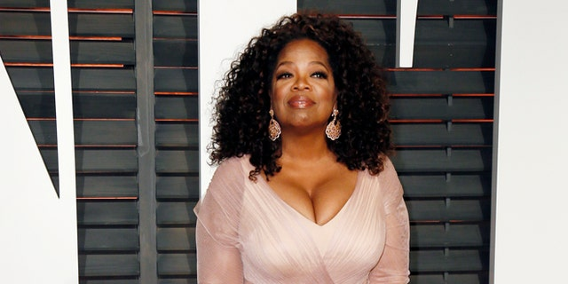 Oprah Winfrey has no regrets about not becoming a mother.