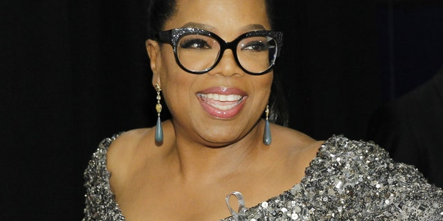 Oprah Winfrey will receive the Cecil B. DeMille Award at the Golden Globes.