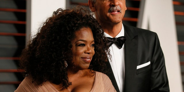 Oprah Winfrey and Stedman Graham have dated since 1983.
