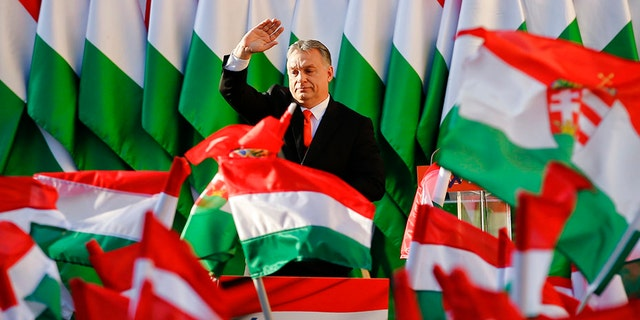 Hungarian Prime Minister Viktor Orban was handed a stronger majority in elections in April.