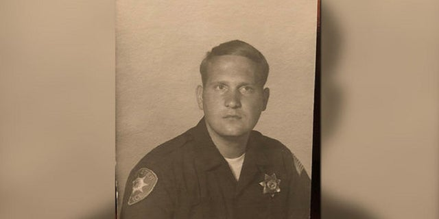 Joseph James DeAngelo in the 1970s as a police officer.
