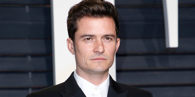 Orlando Bloom nearly died after a terrible fall in 1998.