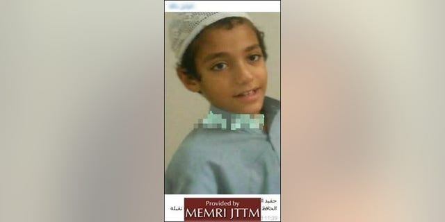 Osama bin Laden, the grandson of former Al Qaeda chief Usama bin Laden, was killed, the boy's father announced.