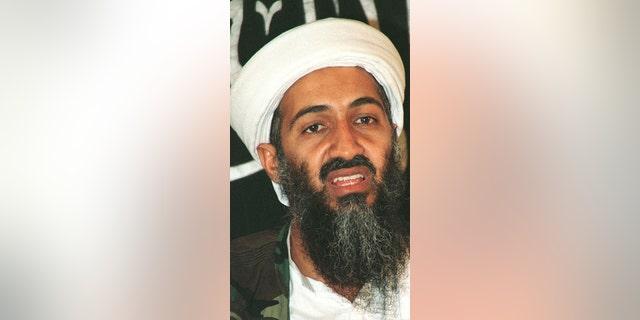 Usama bin Laden.