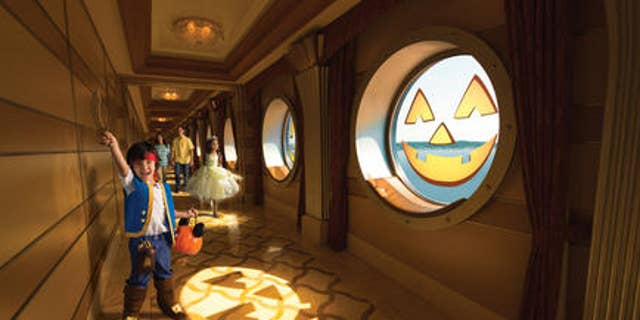 Disney offers fun fall cruises.