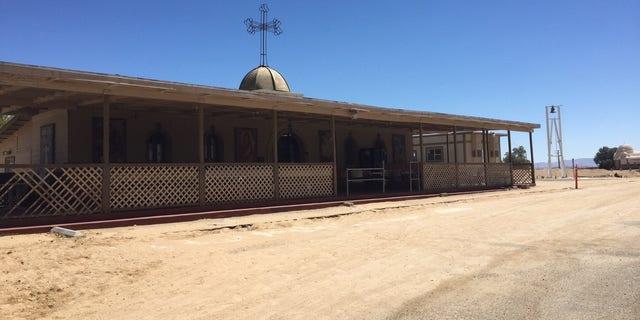 Saint Antony Eastern Orthodox Coptic Monastery, Calif.