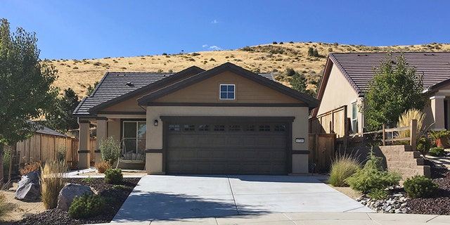 Oct. 4, 2017: Stephen Paddock's home in Reno, Nev.