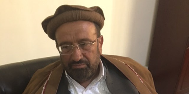 Paiman Pirzadeh, a military analyst and seven-year Kunduz member of Parliament