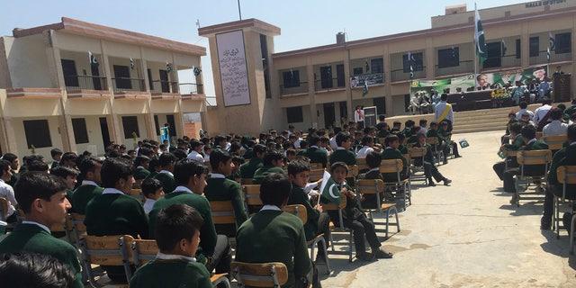 School in North Waziristan