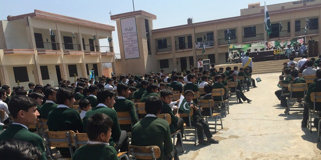 School in North Waziristan