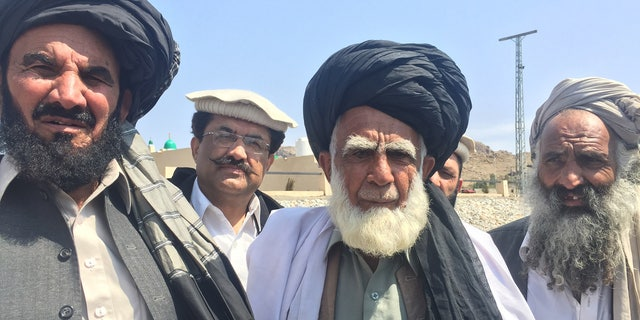 Tribal leaders gather without their weapons several times a week in Miramshah, the capital of North Waziristan