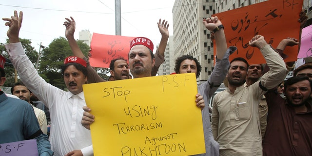 Concerns over sectarian and ethnic violence continue to flare in Pakistan.