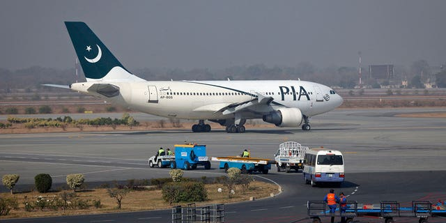 """Pakistan International Airlines is blaming the ground crew for the """"inconvenience caused"""" to the grieving families."""