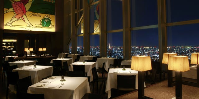 """The Park Hyatt Tokyo was the central location of Sofia Coppola's """"Lost in Translation."""""""