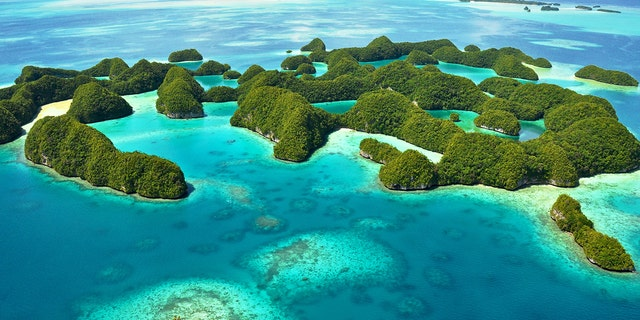 Palau is trying to attract wealthier travelers in the wake of decreased tourism from China.