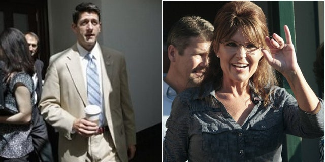 Possible GOP candidates like Rep. Paul Ryan and Sarah Palin may be forced to make a decision sooner rather than later.
