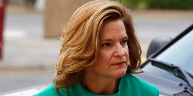 Jennifer Palmieri was on a chain of emails discussing the response to Hillary Clinton's email scandal.
