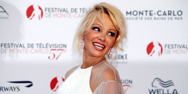 Pamela Anderson says she met her now-husband Dan Hayhurst at her property in Vancouver. Hayhurst worked as her handyman.