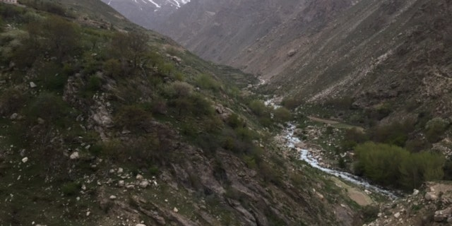Afghanistan's mountainous Panjshir Valley