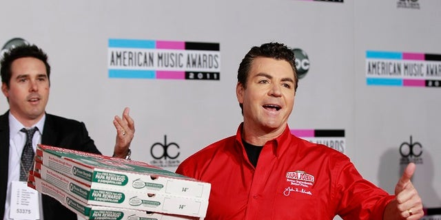 John Schnatter made headlines last year after he blamed national anthem protests on his slumping sales.