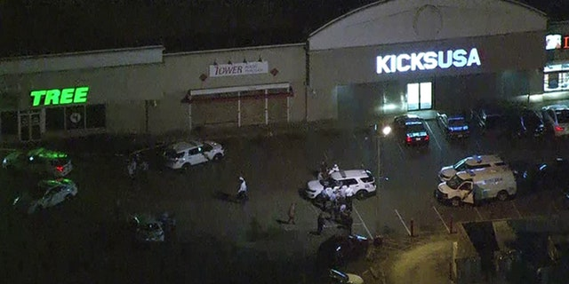 A teenage girl leaning to drive struck and killed two men in the parking lot of a Philadelphia shopping center.