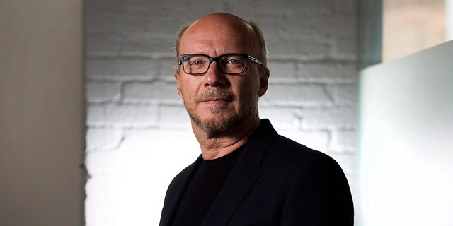 Paul Haggis has been accused by four women of rape, but Leah Remini and Mike Rinder are defending him.