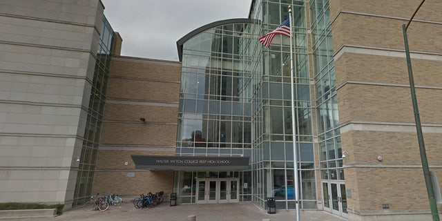 Morgan Aranda reported that a teacher at Walter Payton College Prep, in Chicago, touched her inappropriately when she was 14.