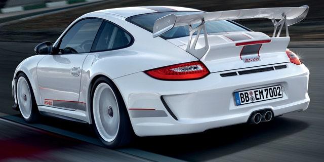 The $185,000 Porsche 911 GT3 RS 4.0