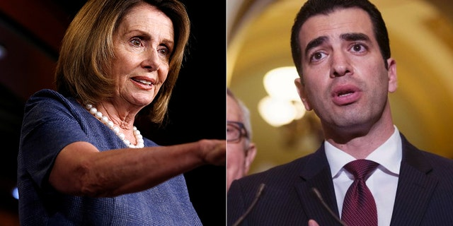 Rep. Ruben Kihuen says House Democratic Leader Nancy Pelosi knew last year about sexual harassment allegations against him.